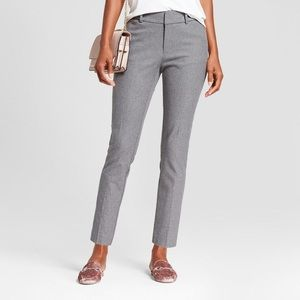 A New Day Skinny high rise Ankle pants size 12